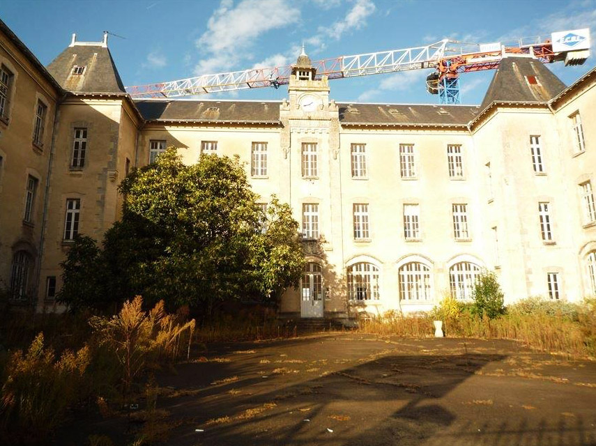 L Ecole Normale Des Instituteurs De La Rochelle